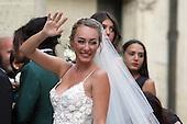 Matrimonio Cristel Carrisi con Davor Luksic