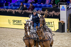 Degrieck Dries, BEL, Alando, Amory M, Curiosa I, Hunter<br /> Jumping Mechelen 2019<br /> © Hippo Foto - Dirk Caremans<br />  29/12/2019
