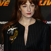 Nicola Roberts Arrives at Fast and Furious Live - VIP performance at O2 Arena on 19 January 2018, London, UK.