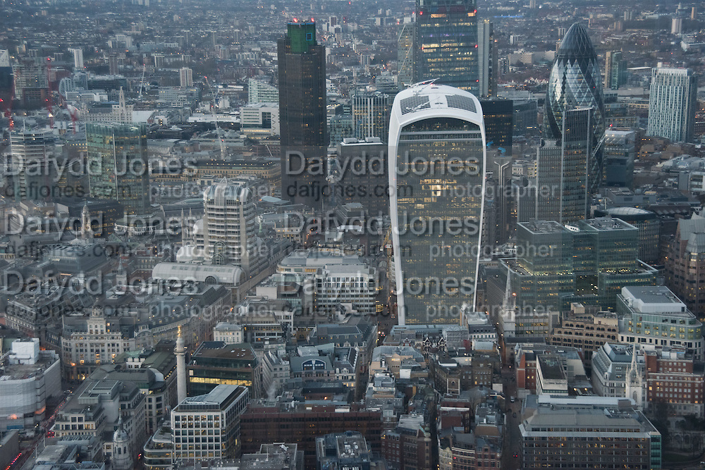 City of London. 4 March 2016