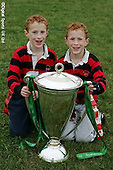Wasps CoachClass at Chipping Norton RUFC. Thurs 25-10-07. Presentation and Pics with Heineken Cup