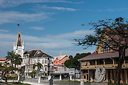City Hall & Courthouse<br /> Georgetown<br /> GUYANA<br /> South America