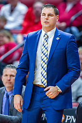 NORMAL, IL - December 07: Preston Spradlin during a college basketball game between the ISU Redbirds and the Morehead State Eagles on December 07 2019 at Redbird Arena in Normal, IL. (Photo by Alan Look)