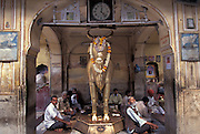 Sacred Hindu Shrine, Pushkar, Rajasthan