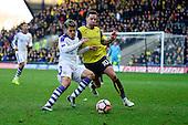 Oxford United v Newcastle United 280117