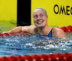10-04-2014 NED: NK Swim Cup, Eindhoven<br /> Inge Dekker, 100m vlinder