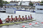 Henley, Great Britain.The Temple Challenge Cup. [Berks station], Yale University USA vs Harvard University. USA.  Henley Royal Regatta. River Thames Henley Reach.  Royal Regatta. River Thames Henley Reach.  Friday   01/07/2011  [Mandatory Credit Peter Spurrier/ Intersport Images] 2011 Henley Royal Regatta. HOT. Great Britain . HRR