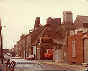 Old Dublin Amature Photos August 1983 WITH, Regans Pub, Behind Guinnesses, Canal, Four Seasons Pub, Bolton St, Henrietta Place, Dominic St, Tobacco Distributors Pearse St, James St, Grand Canal, Harolds St, Kevin st, ford d series truck