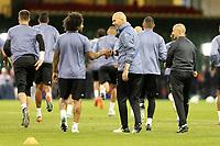 02.06.2017 - Cardiff - Finale di Champions League, allenamento e conferenza stampa di vigilia -  Juventus-Real Madrid nella  foto: Zinedine Zidane