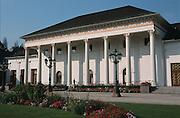 Deutschland, Germany,Baden-Wuerttemberg.Schwarzwald.Baden-Baden, Kurpark, Kurhaus (mit Spielcasino).Black Forest, Baden-Baden, Kurhaus...
