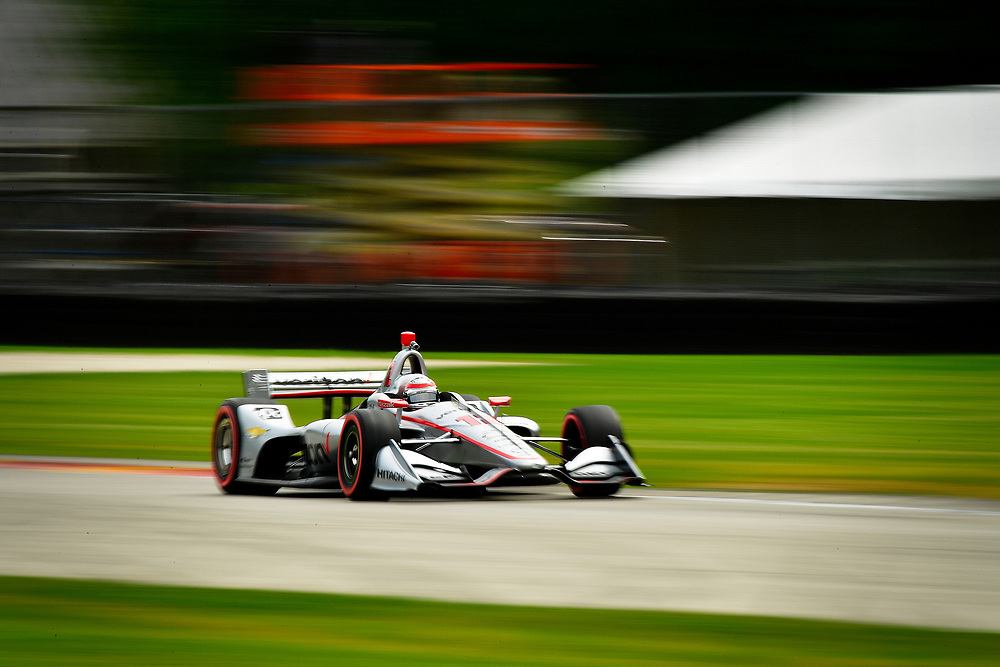 Will Power, Team Penske Chevrolet<br /> Friday 22 June 2018<br /> KOHLER Grand Prix at Road America<br /> Verizon IndyCar Series<br /> Road America WI USA<br /> World Copyright: Scott R LePage