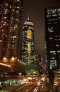 Hong Kong. wanchai at night   / wanchai la nuit  /   / 294969/4
