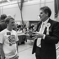 UK General Election 7 May 2015. Isle of Wight. Conservative Andrew Turner wins seat,  The Island has been a safe Conservative seat which he has held since 2001. He won 28,591 votes, 40.67% of the votes cast.