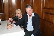 Lady Sophia Hesketh and The Marquess of Worcester, Tatler's Little Black Book party. Tramp. Jermyn St.  London. 7 November 2007. -DO NOT ARCHIVE-© Copyright Photograph by Dafydd Jones. 248 Clapham Rd. London SW9 0PZ. Tel 0207 820 0771. www.dafjones.com.