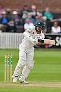 Travis Head of Worcestershire batting during the Specsavers County Champ Div 1 match between Somerset County Cricket Club and Worcestershire County Cricket Club at the Cooper Associates County Ground, Taunton, United Kingdom on 22 April 2018. Picture by Graham Hunt.