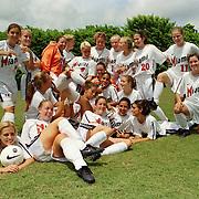 1998 Hurricanes Women's Soccer