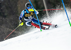 DEL CAMPO Juan of Spain during the Audi FIS Alpine Ski World Cup Men's Slalom 58th Vitranc Cup 2019 on March 10, 2019 in Podkoren, Kranjska Gora, Slovenia. Photo by Matic Ritonja / Sportida