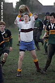 Bristol Coaching Camp at Frampton cotterell RFC. 13-2-06. Action Pics