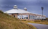 BALMEDIE - Aberdeenshire - Schotland. Clubhuis. Trump International Golf Links. COPYRIGHT KOEN SUYK