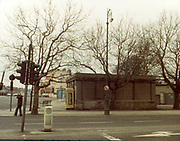 Old Dublin Amature Photos 1980s, Old Dublin Amature Photos March 1984 WITH, Amiens St, P&T Sorting Office, old house, 18 castle, avenue, Clontarf, protestant, church, bottom of Howth, rd, malahide rd, farmhouse, on hill, phone, box, junction, malahide firview, road, Old Dublin Amature Photos January 1983 WITH, <br />
