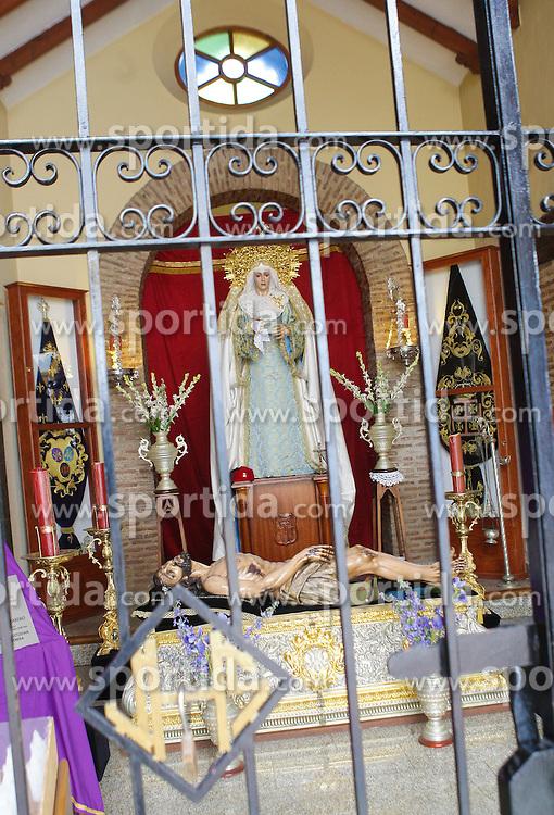 10.01.2012, Marbella, Spanien, ESP, Marbella im Focus, im Bild Capilla Santo Sepulcro in der Altstadt von Marbella, Andalusien, Spanien. EXPA Pictures © 2012, PhotoCredit: EXPA/ Eibner/ Andre Latendorf..***** ATTENTION - OUT OF GER *****