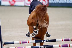 Staut Kevin, FRA, Reveur de Hurtebise HDC<br /> LONGINES FEI World Cup™ Finals Paris 2018<br /> © Dirk Caremans<br /> 13/04/18
