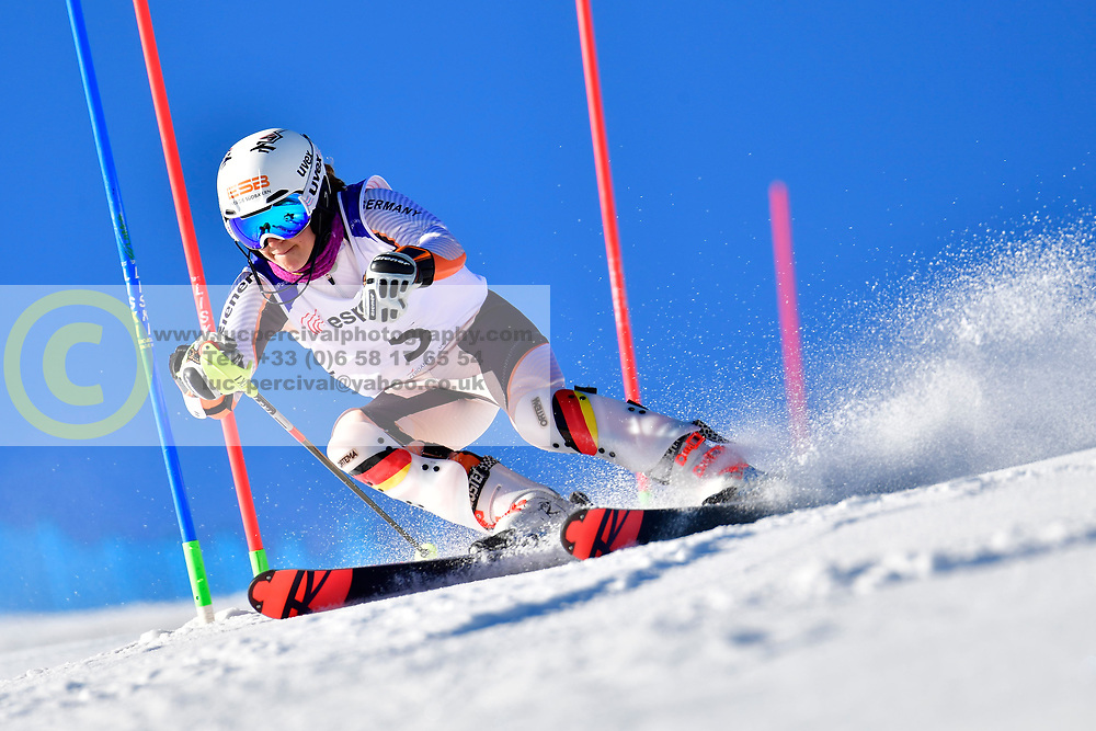 RIEDER Anna-Maria, LW9-1, GER, Slalom at the WPAS_2019 Alpine Skiing World Cup, La Molina, Spain