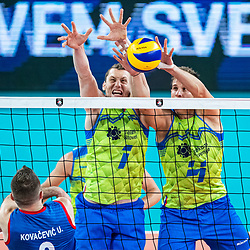20190902: SLO, Volleyball - Friendly match between Slovenia and Serbia