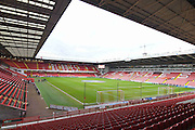 Sheffield United football ground before the EFL Sky Bet League 1 match between Sheffield Utd and Northampton Town at Bramall Lane, Sheffield, England on 31 December 2016. Photo by Ian Lyall.
