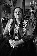 Satu Lindgren, Finnish Kaale Roma living in Sweden