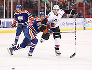 OKC Barons vs Lake Erie Monsters - 2/14/2014