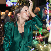 NLD/Amsterdam/20191206 - Sky Radio's Christmas Tree For Charity 2019, Rossana Kluivert
