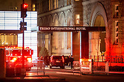 Trump International Hotel.