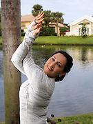 Yoga Instructor Samantha Benson