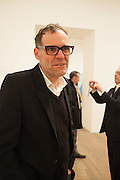 DEXTER DALWOOD, Richard Hamilton opening, Tate Modern. London. 11 February 2014