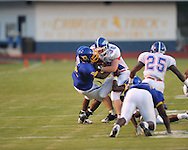 Oxford High vs. Grenada High at Bobby Holcob Field in Oxford, Miss. on Friday, August 20, 2010.