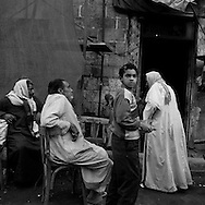 Egypt. Cairo : al Gamaliyyah  area In Islamic Cairo . street life , market  Cairo