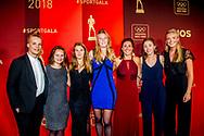 19-12-2018 NOC*NSF SPORTGALA: AMSTERDAM  de hockey dames  foto michel utrecht
