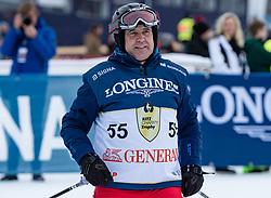 20.01.2018, Hahnenkamm, Kitzbühel, AUT, FIS Weltcup Ski Alpin, Kitzbuehel, Kitz Charity Trophy, im Bild Arno Schuchter // Arno Schuchter during the Kitz Charity Trophy of the FIS Ski Alpine World Cup at the Hahnenkamm in Kitzbühel, Austria on 2018/01/20. EXPA Pictures © 2018, PhotoCredit: EXPA/ Stefan Adelsberger