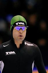 29-12-2009 SCHAATSEN: AEGON KWALIFICATIE TOERNOOI: HEERENVEEN<br /> Erben Wennemars is zijn laatste kans op kwalificatie voor de Winterspelen misgelopen. De routinier van TVM eindigde bij het OKT in Heerenveen als zesde op de 1.500 meter<br /> ©2009-WWW.FOTOHOOGENDOORN.NL