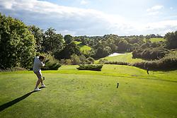 Team Lancer Scott take part in the annual Bristol Rovers Golf Day - Rogan Thomson/JMP - 10/10/2016 - GOLF - Farrington Park - Bristol, England - Bristol Rovers Golf Day.