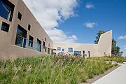 Tallhall meteorologisk ute_dag_nært_vegg_gressTallhall, The Norwegian Meteorolocial Institute