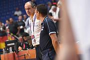 Roberto Brunamonti<br /> Nazionale Italiana Maschile Senior<br /> Eurobasket 2017 - Group Phase<br /> Italia Germania Italy Germany<br /> FIP 2017<br /> Tel Aviv, 05/09/2017<br /> Foto M.Ceretti / Ciamillo - Castoria