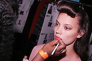 Bebe Black Fall 2012 Backstage