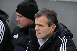 Drago Kondic, coach of NK Maribor before football match between ND Mura 05 and NK Maribor in 21th Round of Slovenian First League PrvaLiga NZS 2012/13 on December 2, 2012 in Murska Sobota, Slovenia. (Photo By Ales Cipot / Sportida)