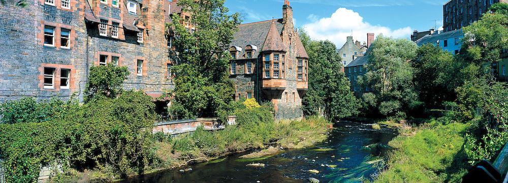 Water Of Leith Stockbridge, Edinburgh