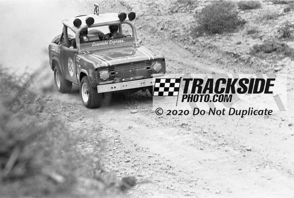 1972 Baja 500