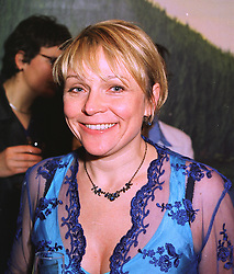 Writer HELEN FIELDING, at a reception in London on 5th February 1998.<br /> MFF 28
