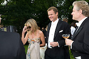 LORD AND LADY ROTHERMERE, Raisa Gorbachev Foundation Party, at the Stud House, Hampton Court Palace on June 7, 2008 in Richmond upon Thames, London,Event hosted by Geordie Greig and is in aid of the Raisa Gorbachev Foundation - an international fund fighting child cancer.  7 June 2008.  *** Local Caption *** -DO NOT ARCHIVE-© Copyright Photograph by Dafydd Jones. 248 Clapham Rd. London SW9 0PZ. Tel 0207 820 0771. www.dafjones.com.