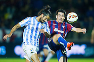 SD Eibar vsMalaga FC 14/15